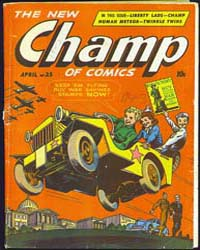 Champ Comics : Issue 25 Volume Issue 25 by Harvey Comics