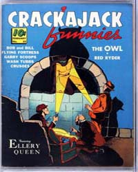 Crackajack Funnies : Issue 32 Volume Issue 32 by Dell Comics