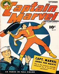 Captain Marvel : Issue 27 Volume Issue 27 by Parker, Bill