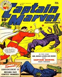 Captain Marvel : Issue 43 Volume Issue 43 by Parker, Bill