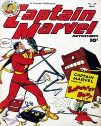 Captain Marvel : Issue 84 Volume Issue 84 by Parker, Bill