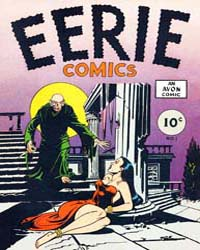 Eerie Comics : Issue 1 Volume Issue 1 by Avon Comics