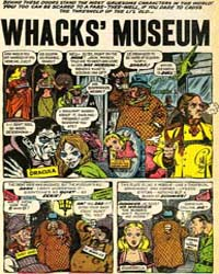 Crazy : Whack's Museum : Issue 3 Volume Issue 3 by Everett, Bill