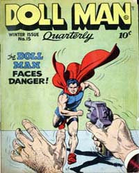 Doll Man Quarterly : Issue 15 Volume Issue 15 by Eisner, Will