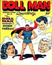 Doll Man Quarterly : Issue 16 Volume Issue 16 by Eisner, Will