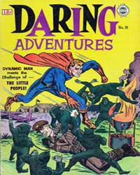 Dynamic Comics : Issue 12 Volume Issue 12 by Harry A Chesler Comics