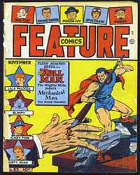 Feature Comics : Issue 83 Volume Issue 83 by Quality Comics