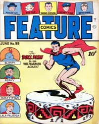 Feature Comics : Issue 99 Volume Issue 99 by Quality Comics