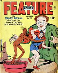 Feature Comics : Issue 139 Volume Issue 139 by Quality Comics