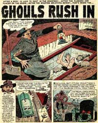 Adventures into Terror : Ghouls Rush in ... Volume Issue 2 by Ayers, Dick