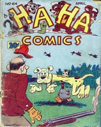 Ha Ha Comics : Issue 64 Volume Issue 64 by American Comics Group/Acg