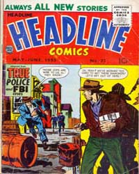 Headline Comics : Issue 71 Volume Issue 71 by Prize Comics Group