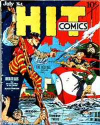 Hit Comics : Issue 1 Volume Issue 1 by Quality Comics