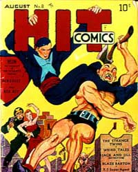 Hit Comics : Issue 2 Volume Issue 2 by Quality Comics