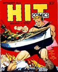 Hit Comics : Issue 3 Volume Issue 3 by Quality Comics