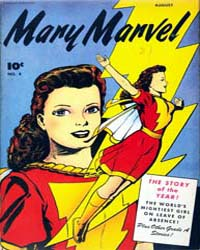 Mary Marvel: Issue 4 Volume Issue 4 by Binder, Otto