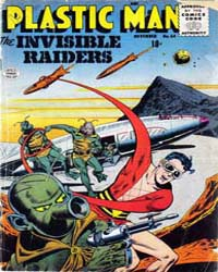 Plastic Man: Issue 64 Volume Issue 64 by Cole, Jack