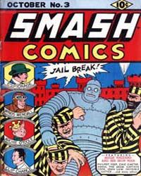 Smash Comics: Issue 3 Volume Issue 3 by Quality Comics