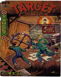 Target Comics: Volume 6, Issue 7 by Briefer, Dick