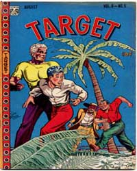 Target Comics: Volume 8, Issue 6 by Briefer, Dick