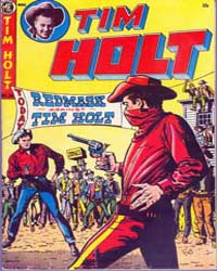 Tim Holt: Issue 36 Volume Issue 36 by Magazine Enterprises