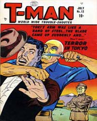 T-Man: Issue 12 Volume Issue 12 by Quality Comics