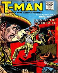 T-Man: Issue 36 Volume Issue 36 by Quality Comics
