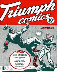 Triumph: Issue 5 Volume Issue 5 by Hillborough Studios