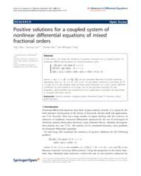 Advances in Difference Equations : June ... Volume Issue : June 2011 by Agarwal, Ravi P.