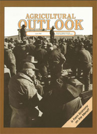Agricultural Outlook : June 1987 Volume Issue June 1987 by Usda