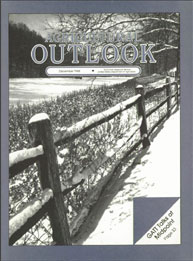 Agricultural Outlook : December 1988 Volume Issue December 1988 by Usda