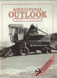 Agricultural Outlook : December 1989 Volume Issue December 1989 by Usda