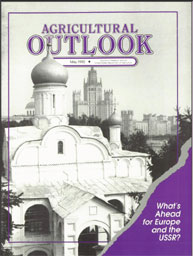 Agricultural Outlook : May 1990 Volume Issue May 1990 by Usda