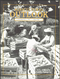 Agricultural Outlook : March 1992 Volume Issue March 1992 by Usda