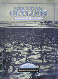 Agricultural Outlook : January-February ... Volume Issue January-February 1993 by Usda