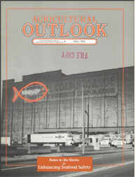 Agricultural Outlook : May 1994 Volume Issue May 1994 by Usda