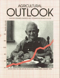 Agricultural Outlook : December 1978 Volume Issue December 1978 by Usda