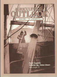 Agricultural Outlook : March 1982 Volume Issue March 1982 by Usda