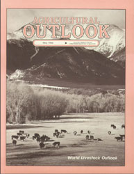 Agricultural Outlook : May 1984 Volume Issue May 1984 by Usda