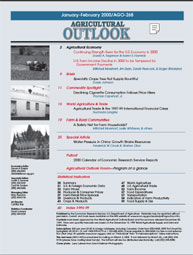 Agricultural Outlook : January-February ... Volume Issue January-February 2000 by Usda