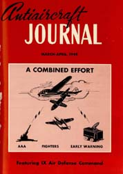 Antiaircraft Journal : March-April 1949 Volume 92, Issue 2 by Brady, Colonel W. I.
