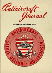 Antiaircraft Journal : November-December... Volume 97, Issue 6 by Brady, Colonel W. I.