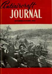 Antiaircraft Journal : September-October... Volume 96, Issue 5 by Brady, Colonel W. I.