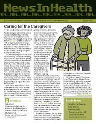 National Institutes of Health (Nih) News... Volume August 2006 ; Caring for the Caregivers by Wein, Harrison