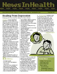 National Institutes of Health (Nih) News... Volume December 2005 ; Healing From Depression by Wein, Harrison