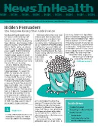 National Institutes of Health (Nih) News... Volume July 2005 ; Hidden Persuaders by Wein, Harrison