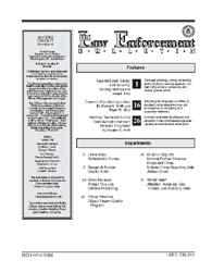 Fbi Law Enforcement Bulletin : April 200... by Morrison, Greg