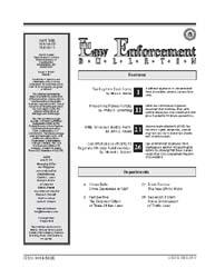 Fbi Law Enforcement Bulletin : April 199... by Buhler, Milan L.