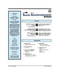 Fbi Law Enforcement Bulletin : January 2... by Kaestle, Chad