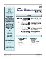 Fbi Law Enforcement Bulletin : July 2004... by Lindsey, Dennis